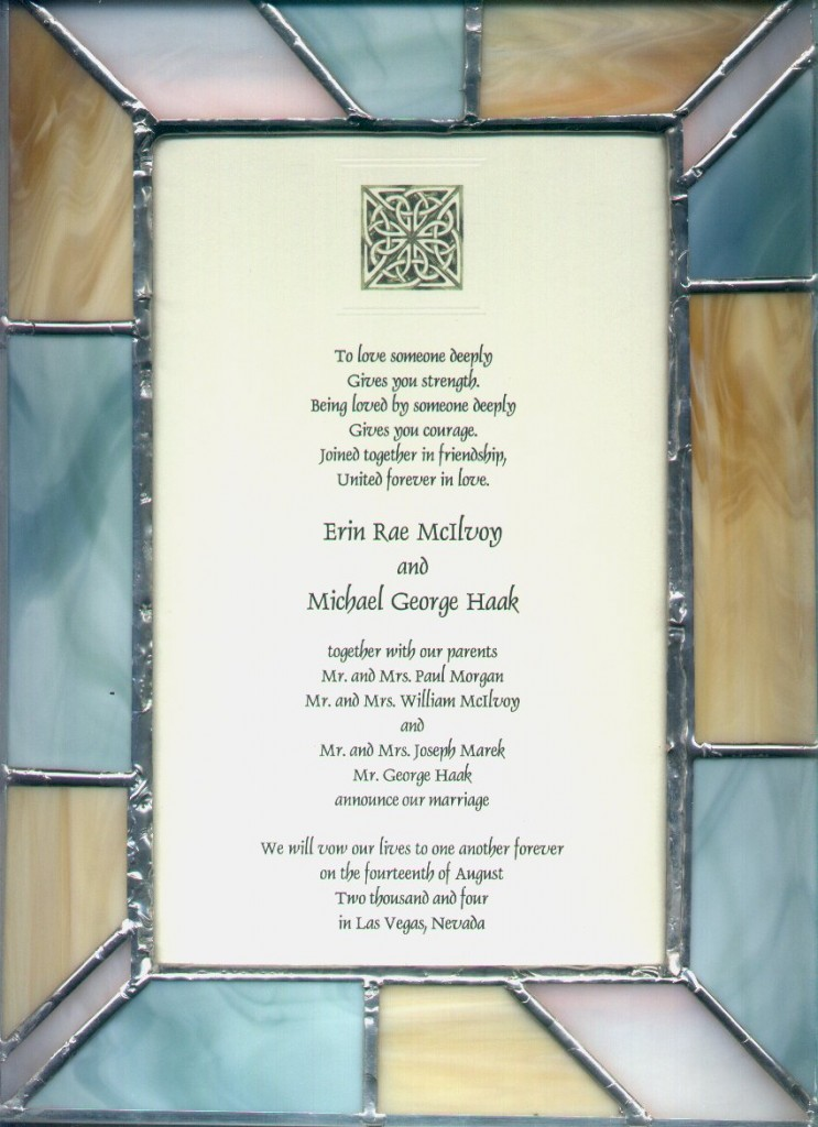 Stained Glass Plaques Gifts 3 Boy Home Services
